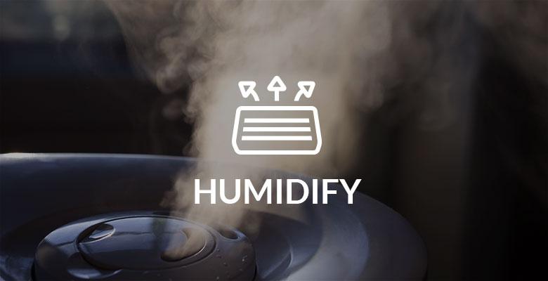 humidify