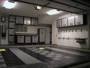 Air Conditioning Your Garage Until Now Has Been A Challenge Considering It Is Built On Cold Concrete Slab No Duct Work And Typically Hot Attic